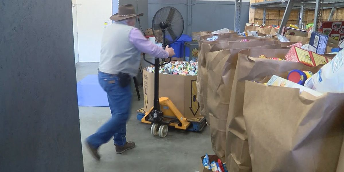 TMT Farms donations help stock Statesboro food pantry