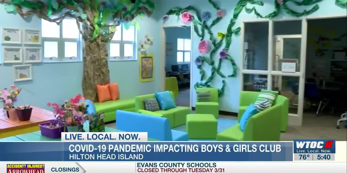Hilton Head Boys & Girls Club forced to layoff workers during coronavirus closure