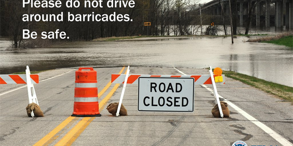 List of road closures in Coastal Empire, Lowcountry