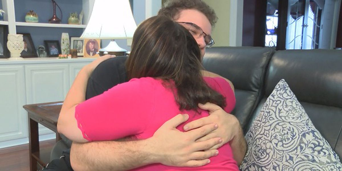 Breast cancer survivor, son speak about experience ahead of Komen Race for the Cure