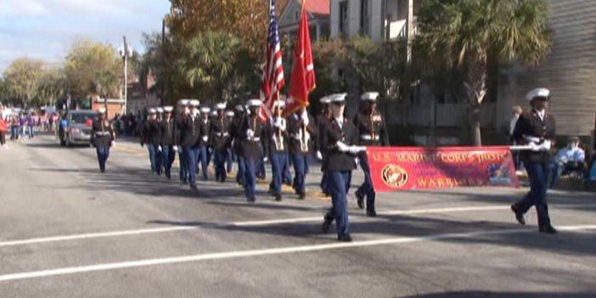 Beaufort County honors veterans