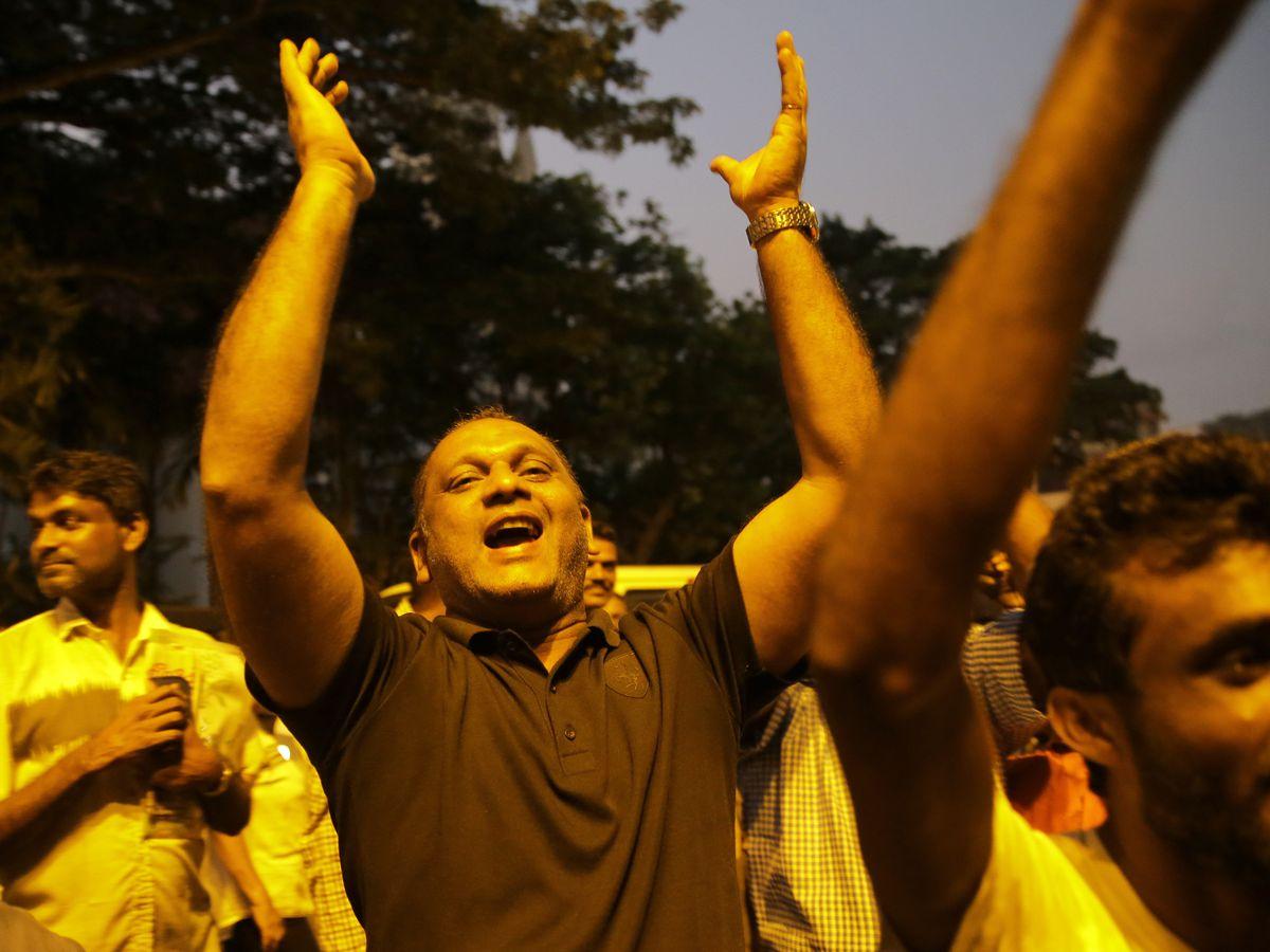Sri Lankan top court suspends decree dissolving Parliament