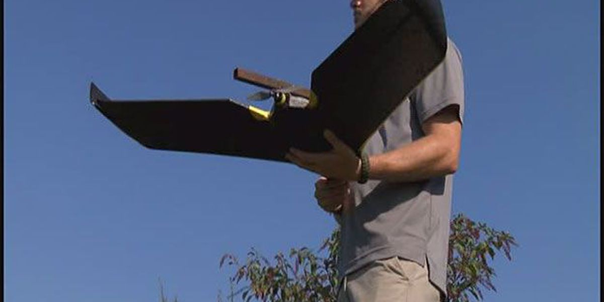 Drones could soon benefit farmers in Bulloch County
