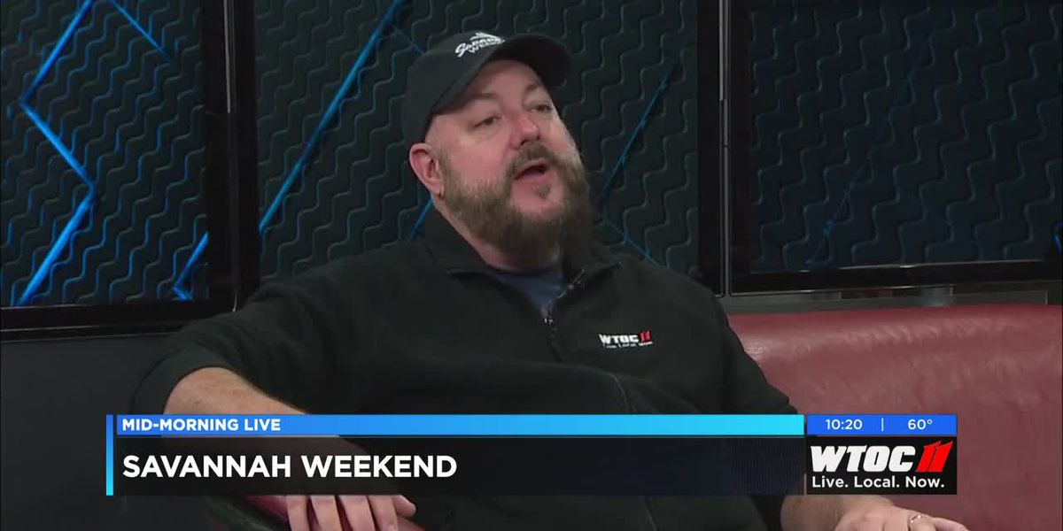Savannah Weekend's Brian Byers once again gives the rundown on the best things to do this weekend.
