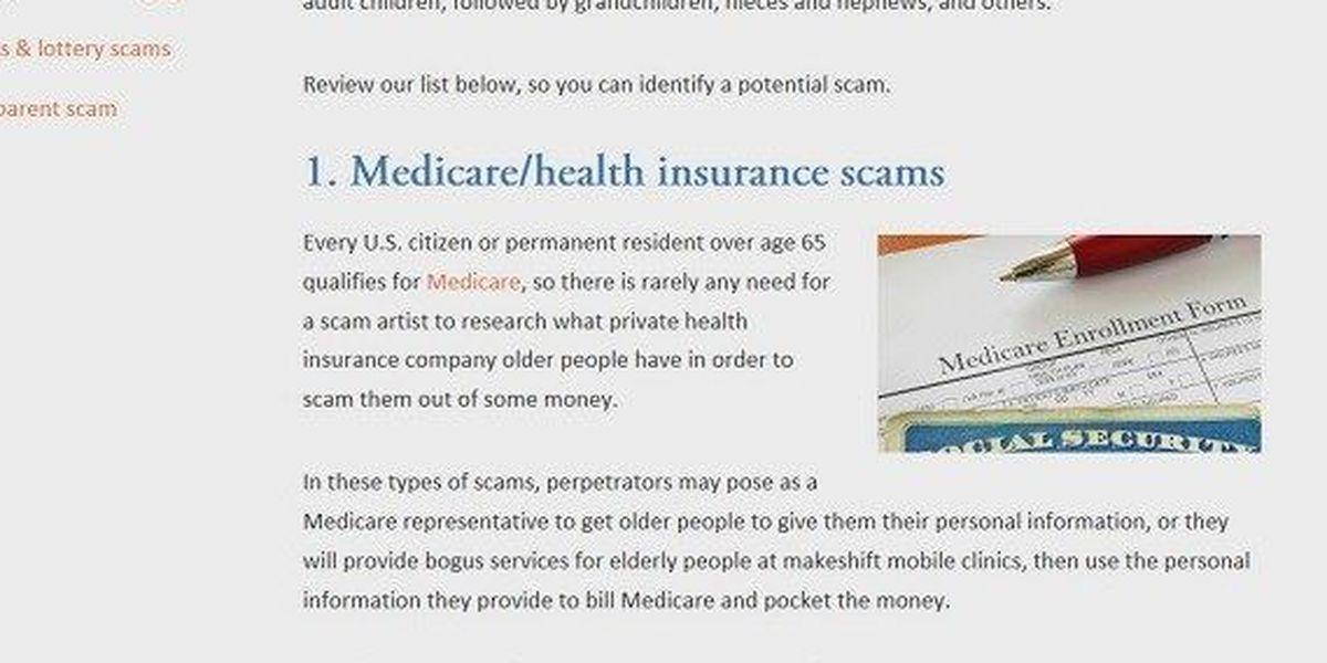 Don't Be a Victim: Elder Fraud