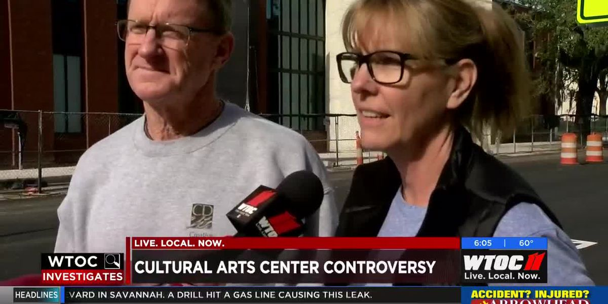 Savannah City Council tours Cultural Arts Center