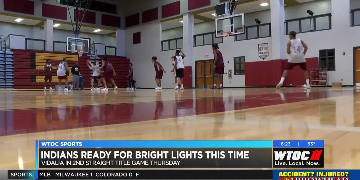 Indians feel prepared for second title chance