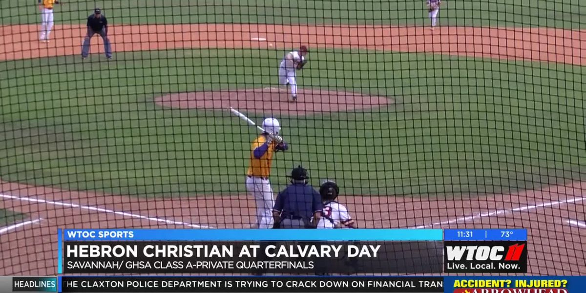 Cavs fall in Game 3 to Hebron Christian