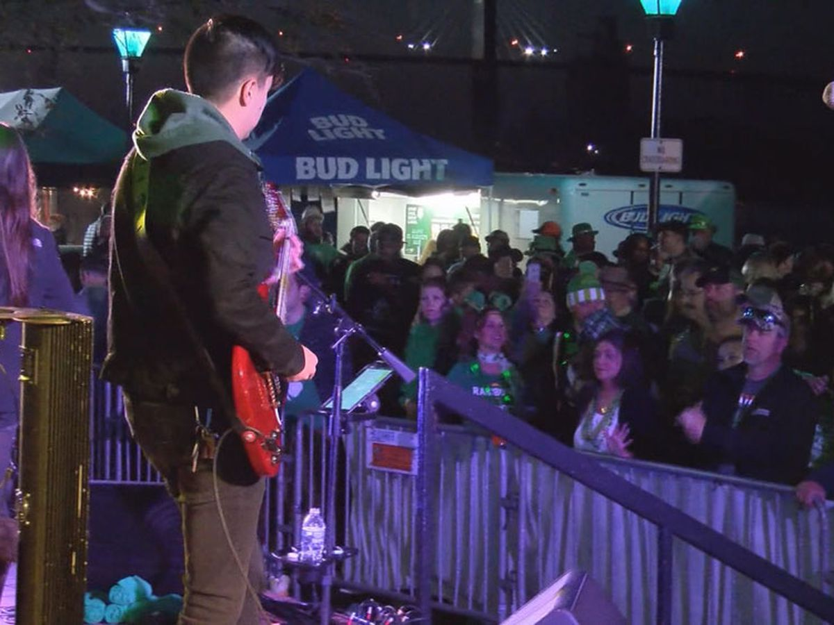 City gives update on Savannah St. Patrick's Day Festival rules, entertainment
