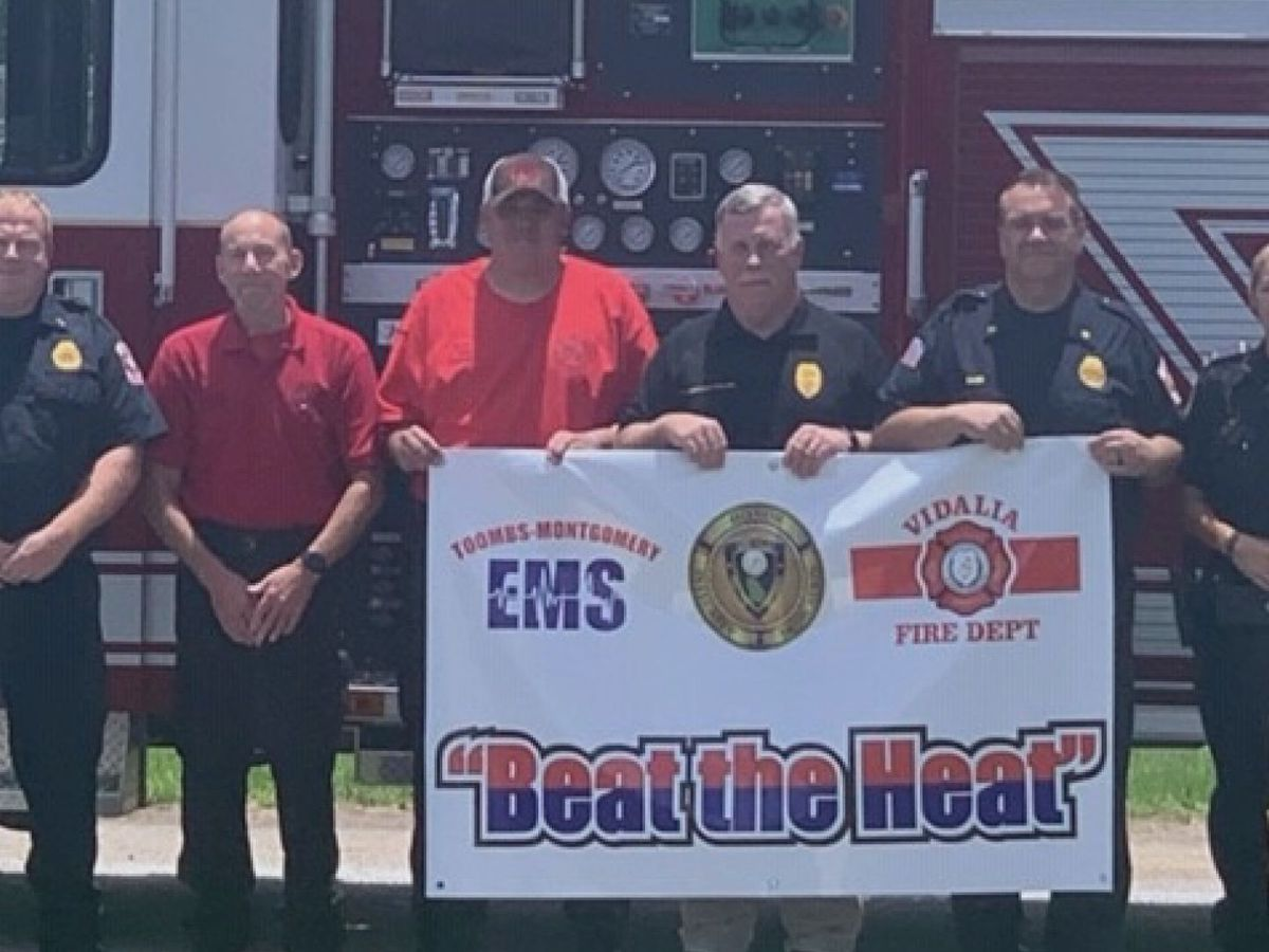 Expo in Vidalia to offer heat safety tips