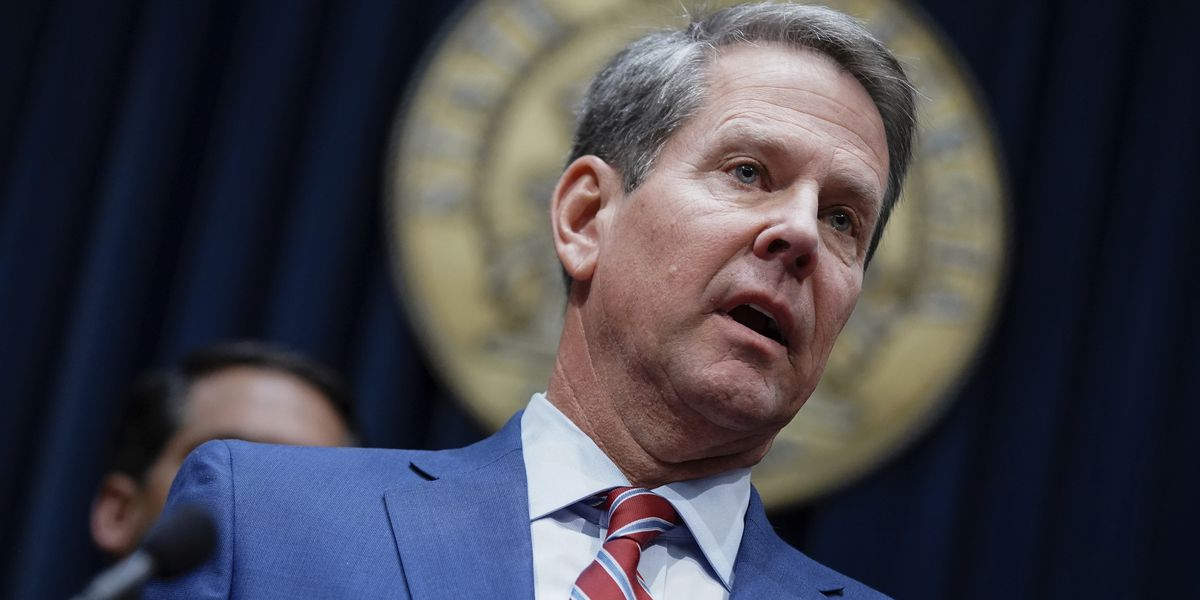 Georgia Gov. Kemp sues Atlanta over city's requirement to wear masks in public, other COVID-19 restrictions
