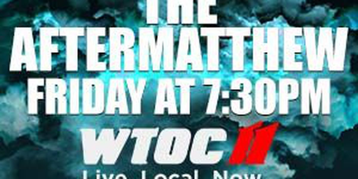 WTOC Prime: The AfterMatthew