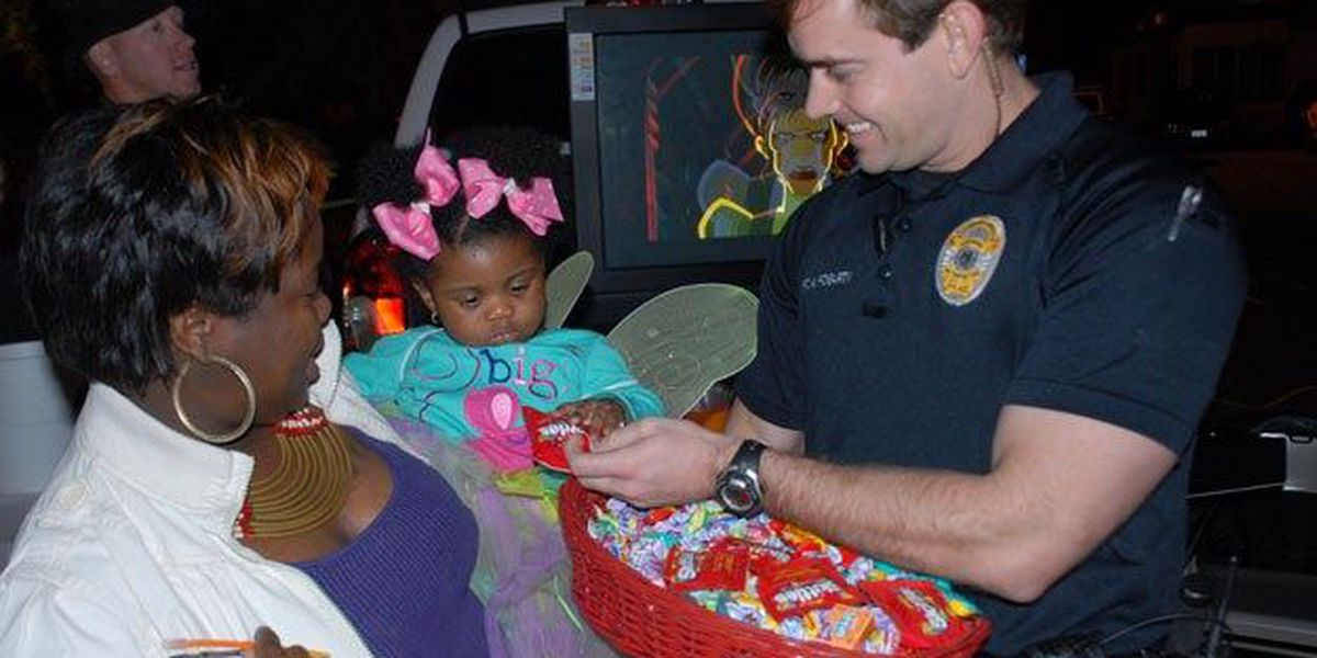 SCMPD asking for candy donations for annual Halloween Spooktacular