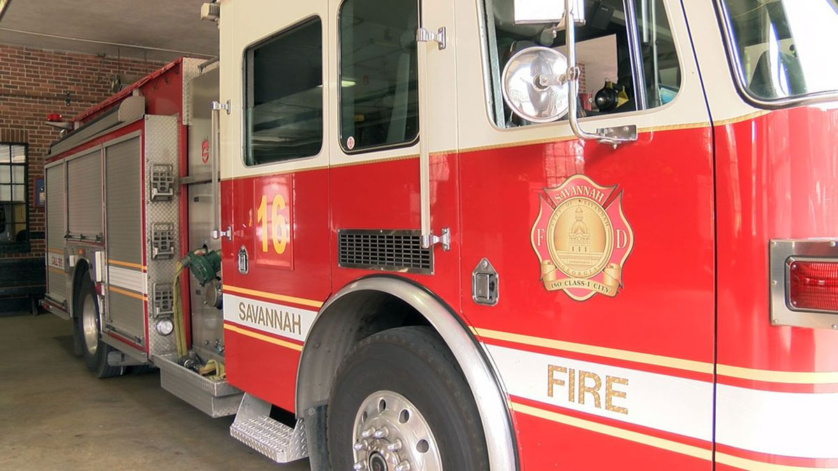 Five residents displaced after fire on Key Street in Savannah