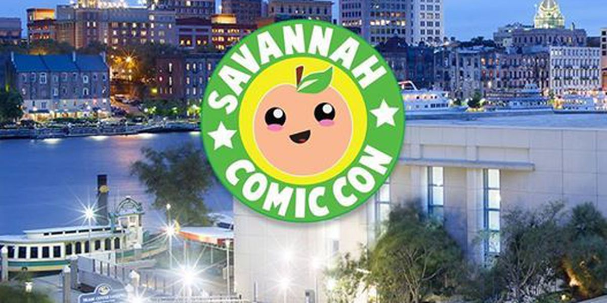 First-ever Savannah Comic Con set for this weekend