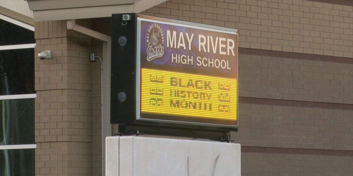 Student detained after reported threat made at May River High School