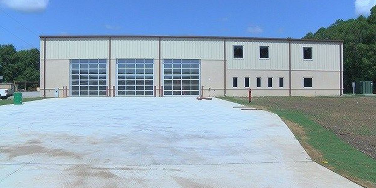 New firehouse in Pooler nearing completion