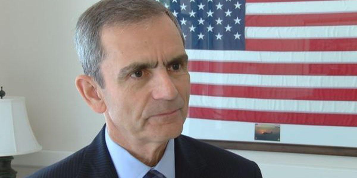 Former Vietnam POW speaks on leadership in Savannah