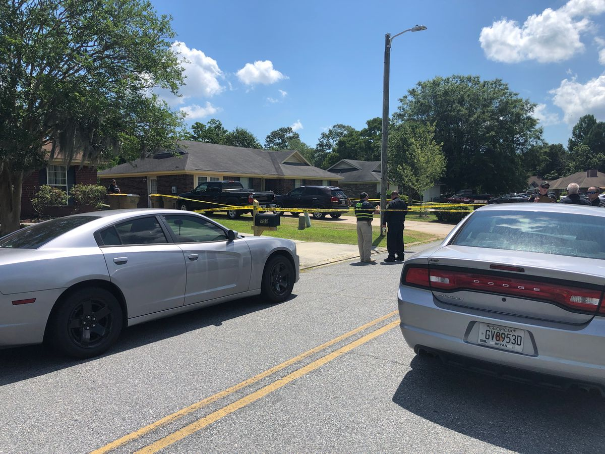 GBI says man shot his wife, turned the weapon on himself at Richmond Hill home