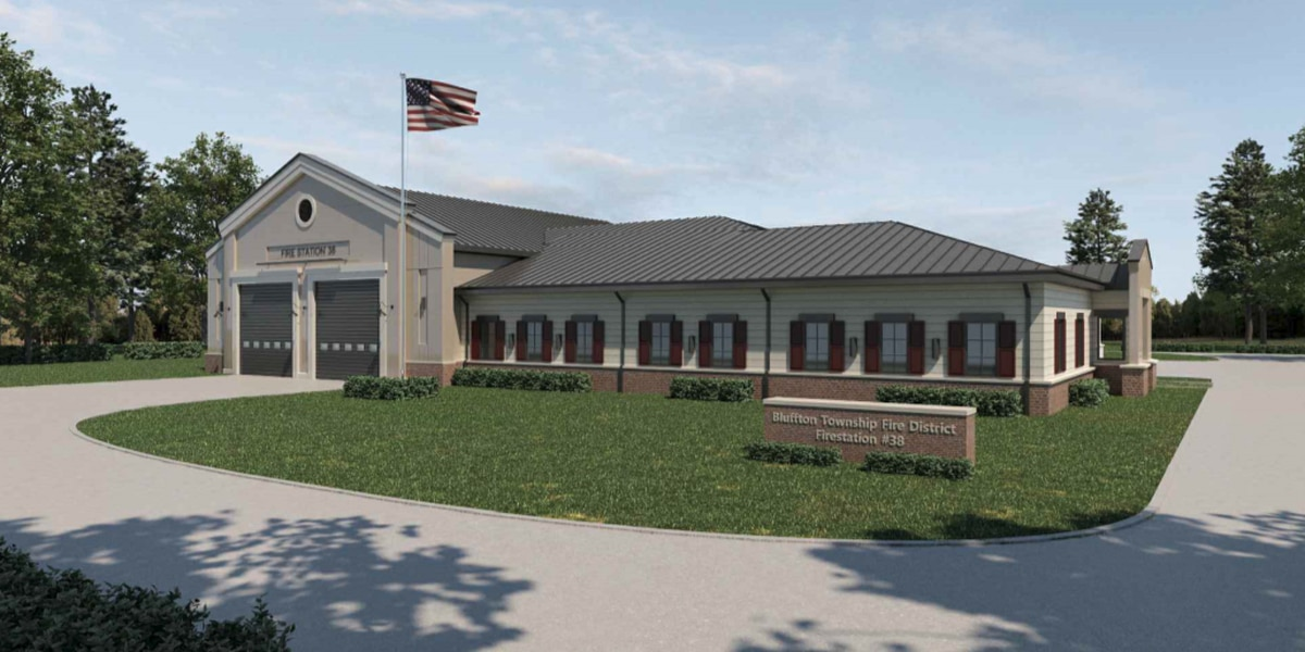 Bluffton to build new fire station