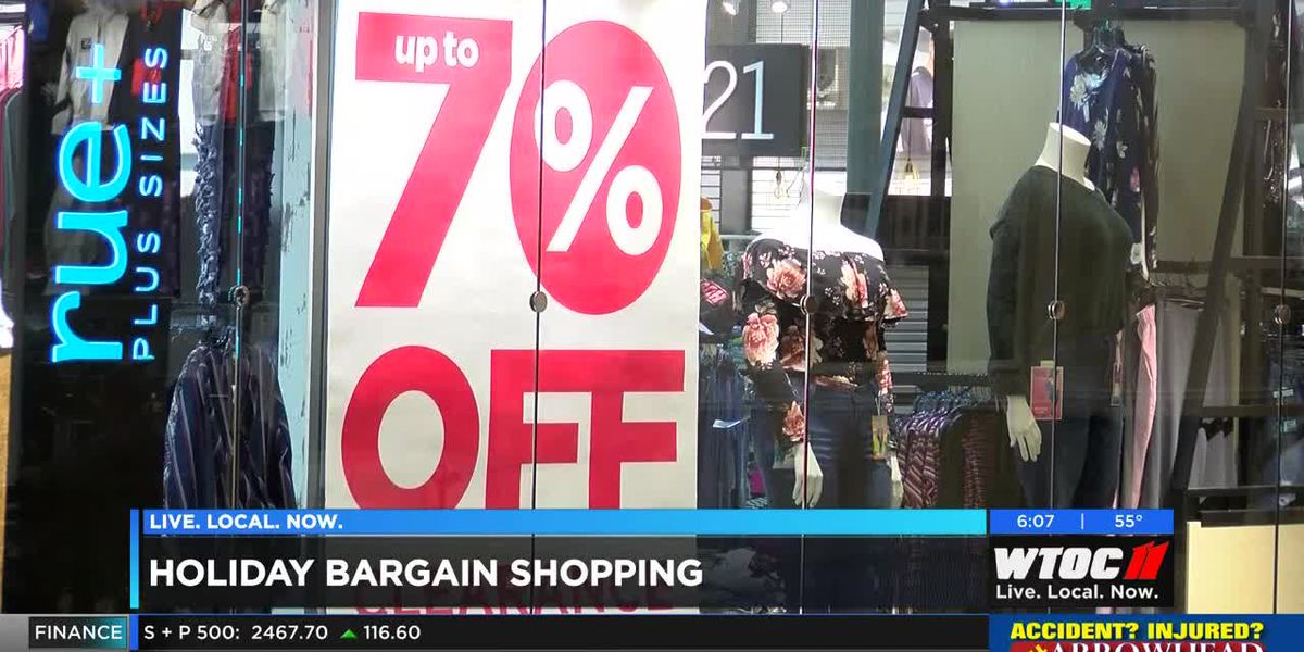 Day after Christmas shopping becoming a trend