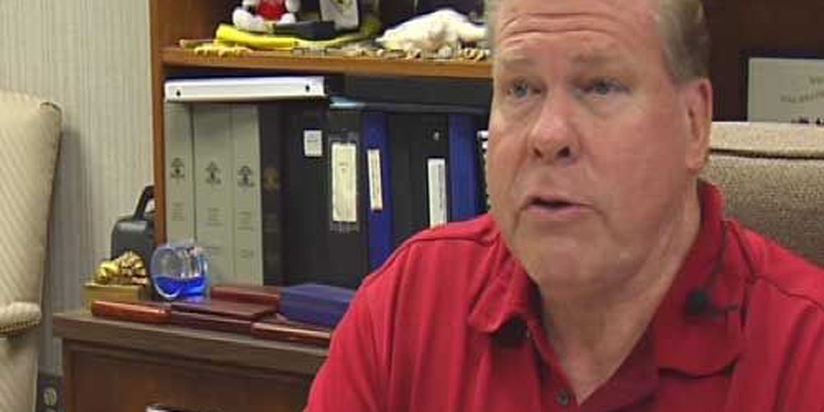 Former Lexington Co. Sheriff signs new plea deal
