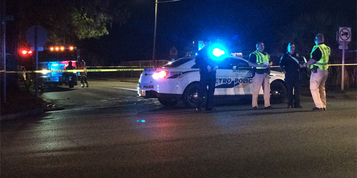 Bicyclist hit by car at intersection of Goebel Avenue, E. Gwinnett St.