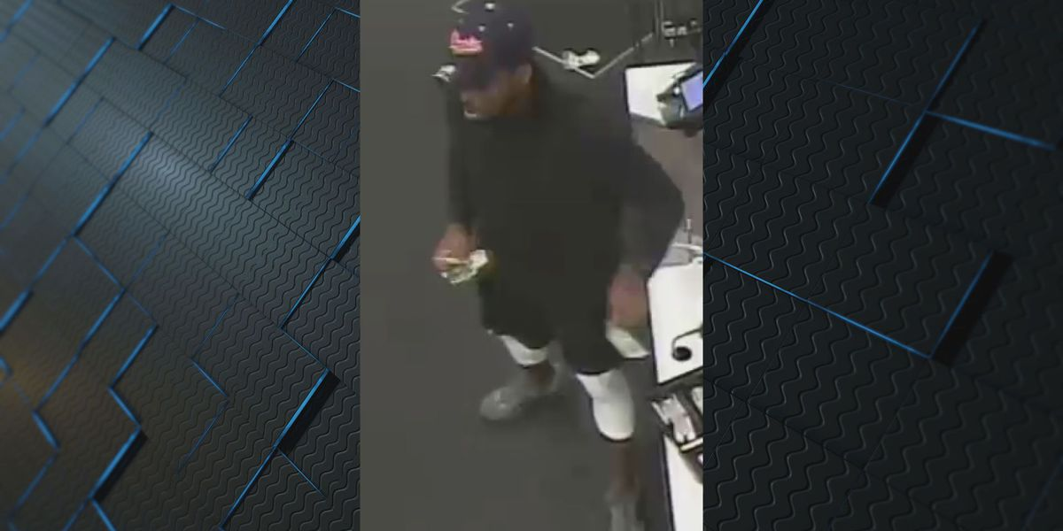 Savannah PD trying to identify serial robber