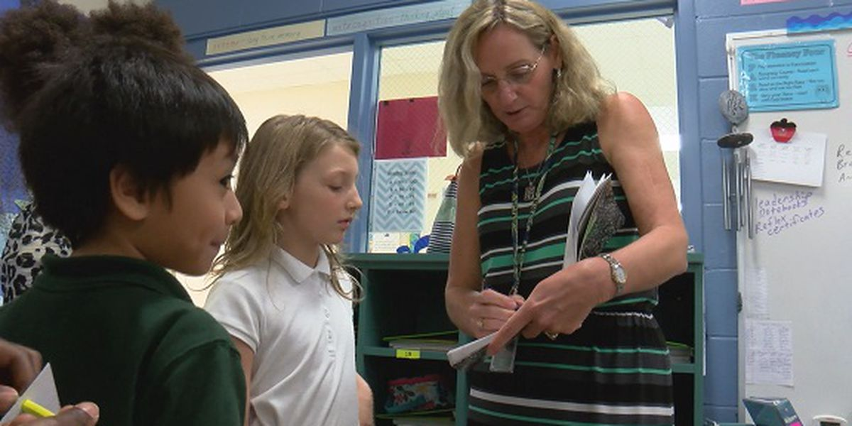 Top Teacher: Maria Blair, Coosa Elementary School