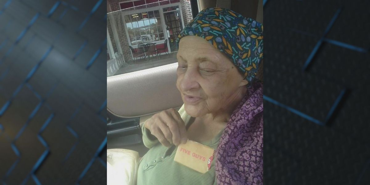 Savannah Police safely locate missing elderly woman with dementia