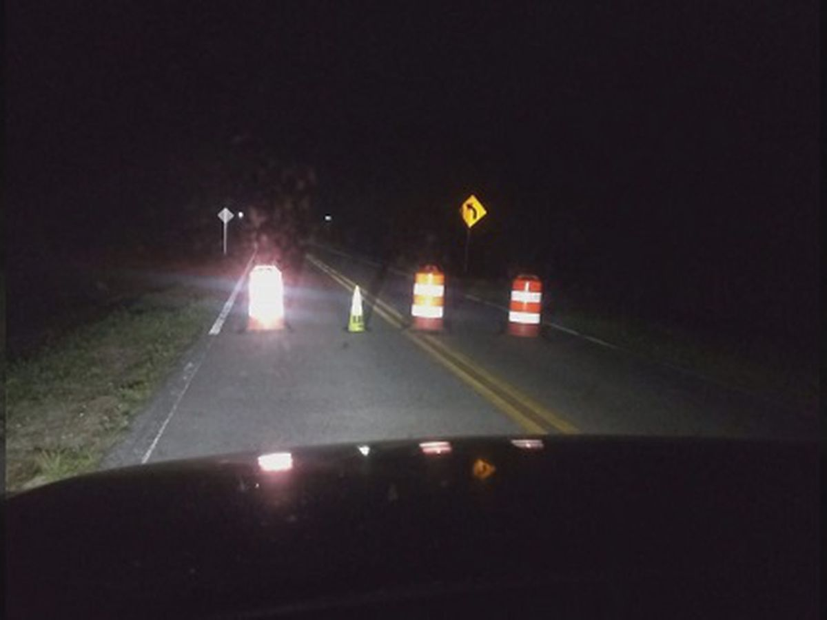 Evans County investigators warning drivers of fake roadblocks