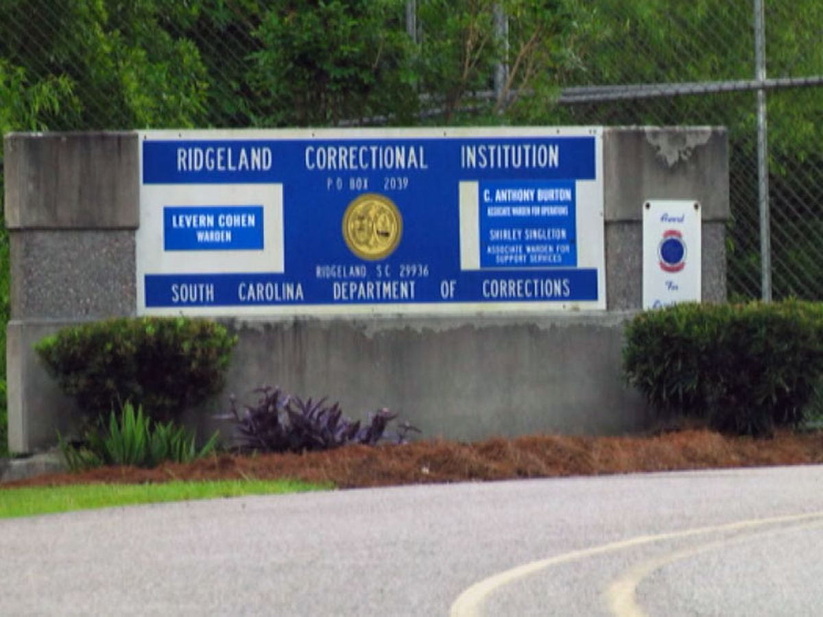 2 prison guards accused of attempting to provide contraband at Ridgeland Correctional Institution