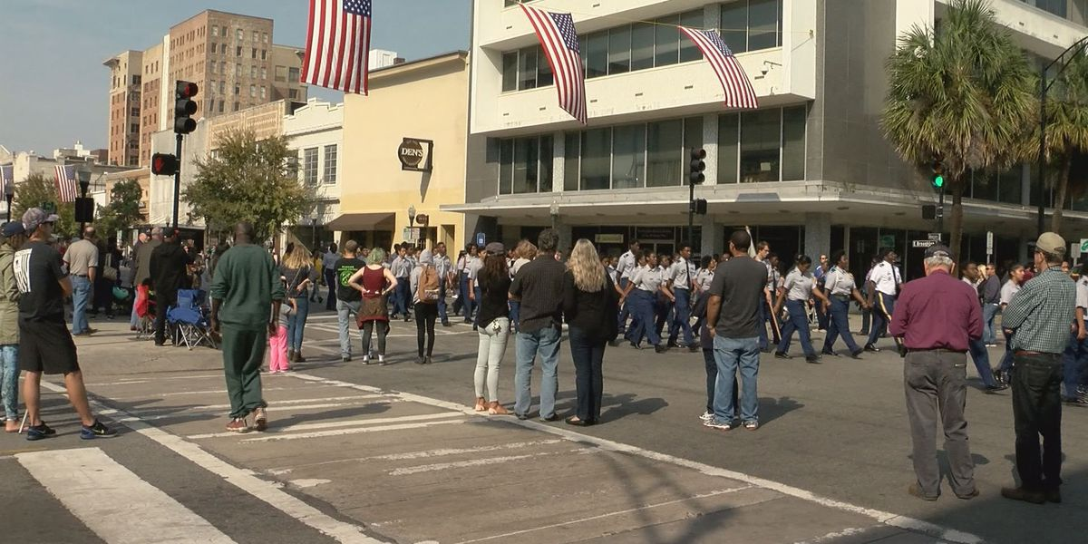 WATCH: The 2017 Savannah Veterans Day Parade