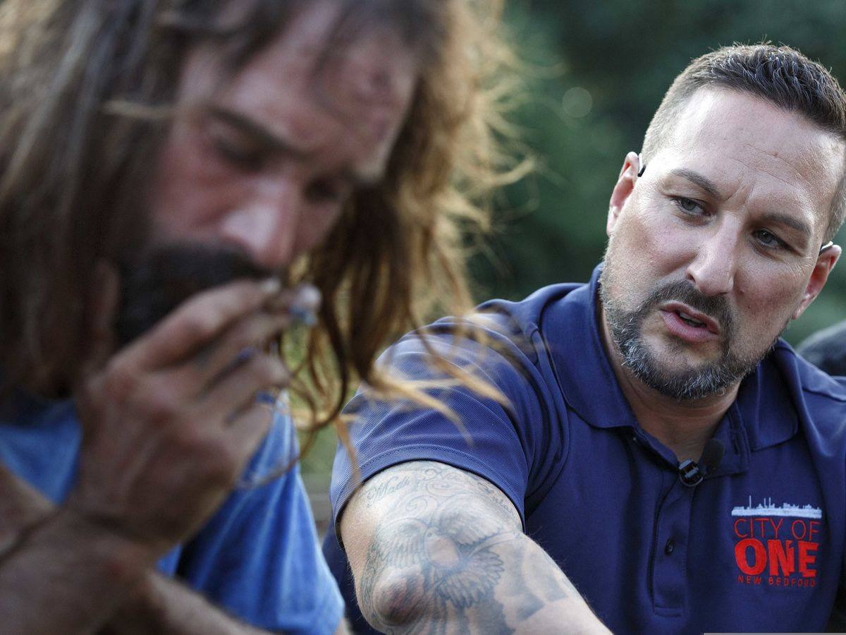 Spiritual first responders hit the streets amid drug crisis