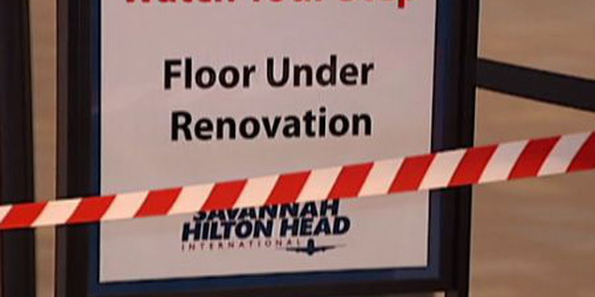 Savannah-Hilton Head International gets $7 million renovation