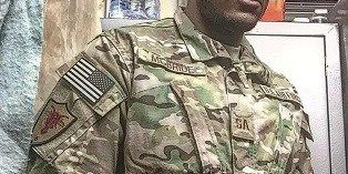 'Welcome Home' parade, funeral service scheduled for fallen hero Staff Sgt. Chester McBride