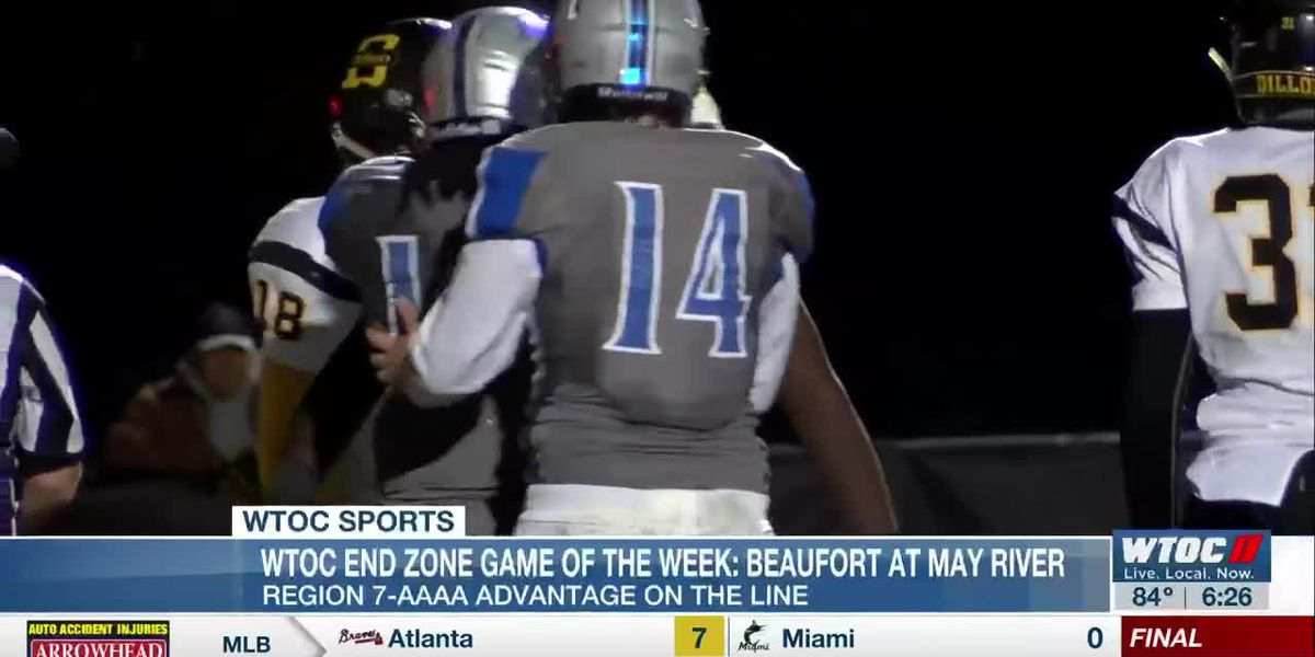 Game of the Week: Beaufort at May River