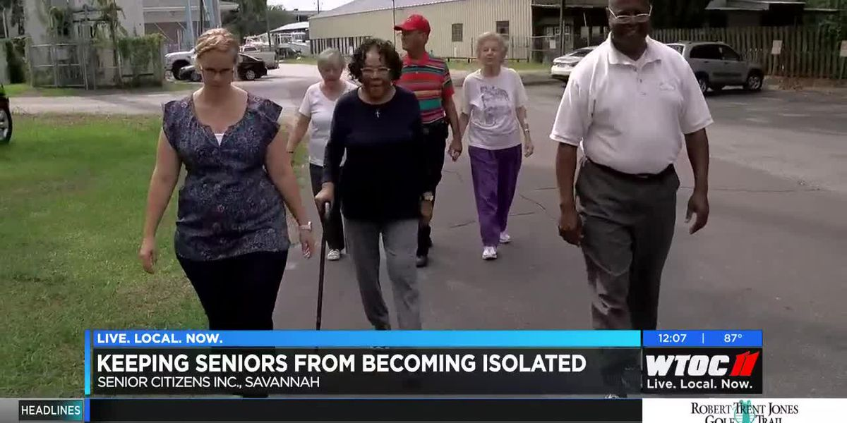 Senior Citizens Inc. works to fight isolation among seniors