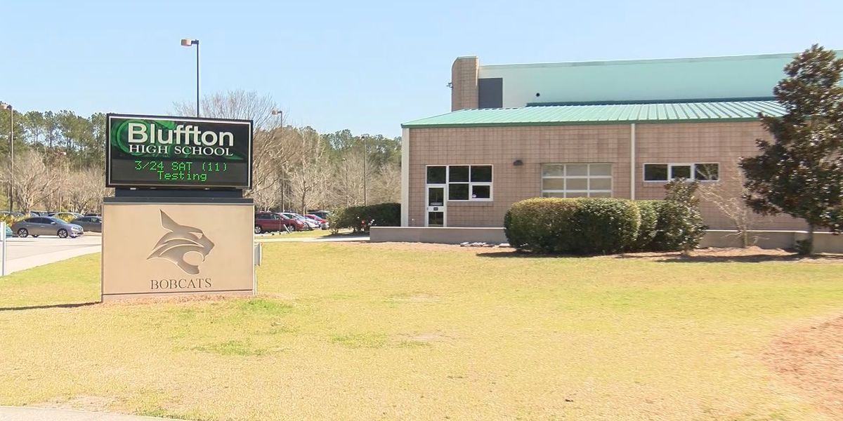 Bluffton High School students return to campus after classmate killed