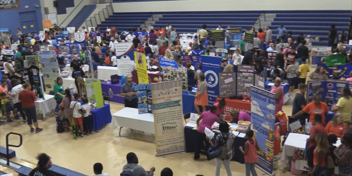 Beaufort Co. School District holds back to school expo