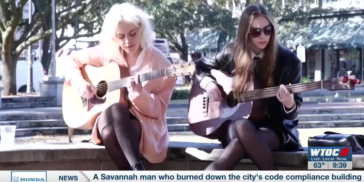 """Square Sessions: Basically Nancy performs """"Vicarious"""""""