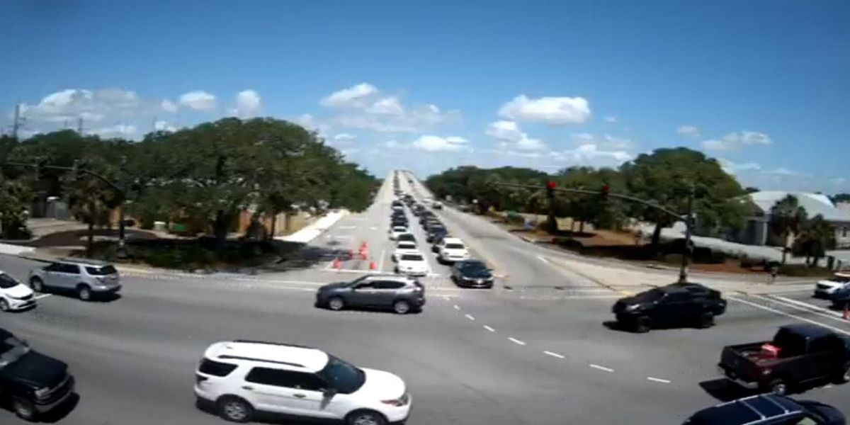 Isle of Palms sees heavy traffic after beach reopens