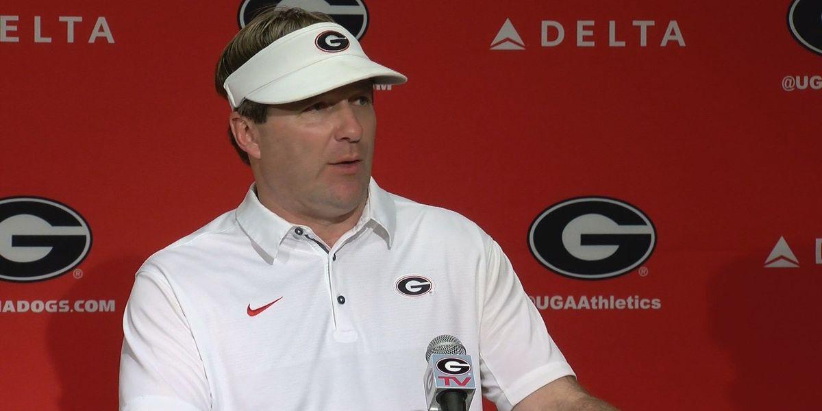 Georgia Bulldogs move to 9-0