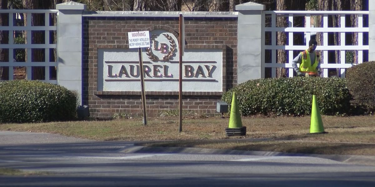Parents reporting cancer in children who lived at Laurel Bay