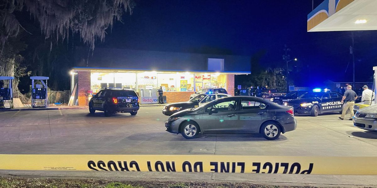 Suspect in custody after fatal shooting at Hinesville convenience store