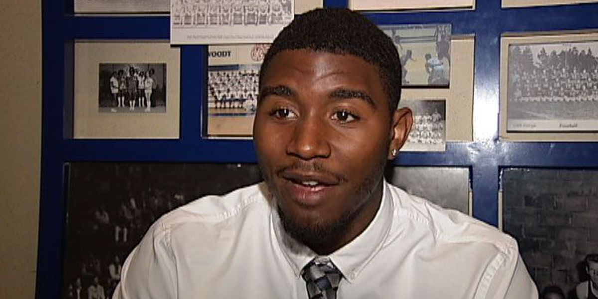 SSU football player redefines student athlete