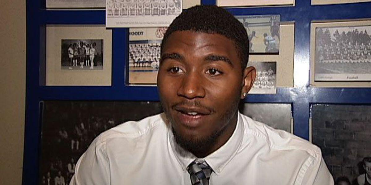 SSU football player redefines student athlete