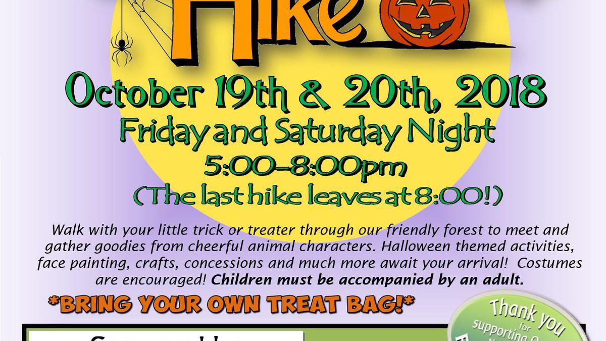 Oatland Island hosting Halloween Hike fundraiser