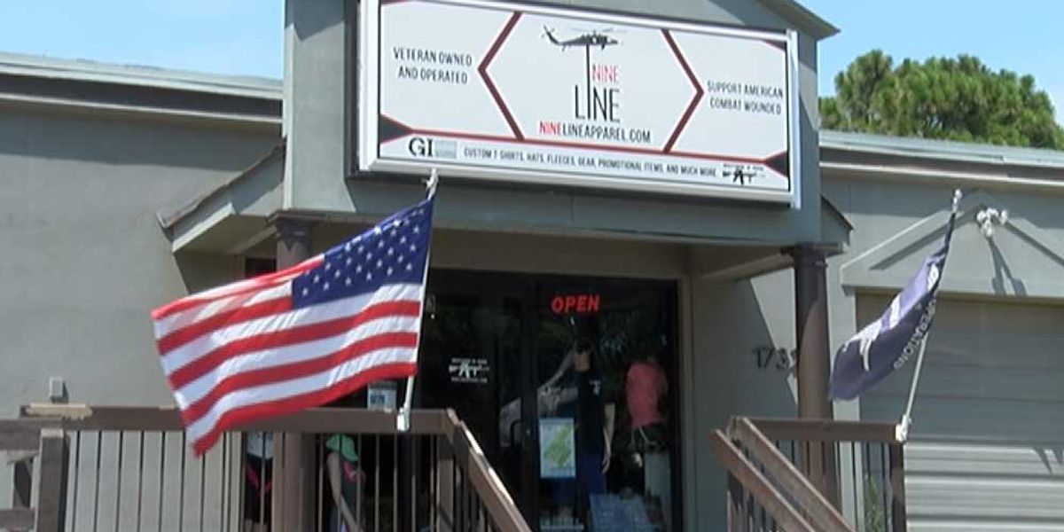 Veteran-owned business ribbon cutting to also honor fallen Savannah firefighter, soldiers