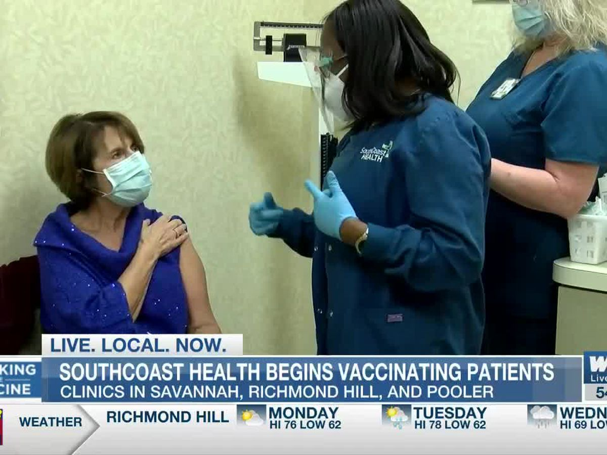 SouthCoast Health expands vaccine clinics